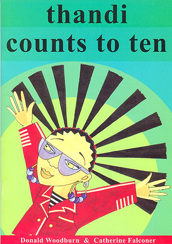 "Thandi Counts to Ten"" by Donald Woodburn"